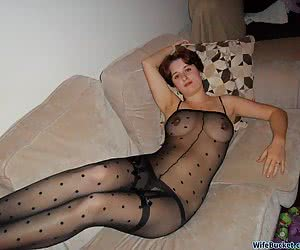 Public fucking from this hot wife over 40