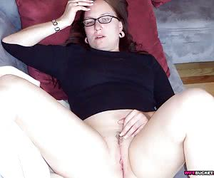 Sexy times with a soft amateur wife