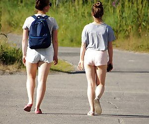 Girls On Street