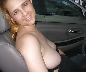 She Is Almost Naked