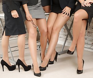 Slutty Secretaries
