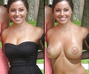 The hottest pair of tits ever