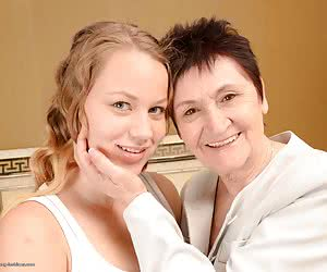 Old And Young Lesbians